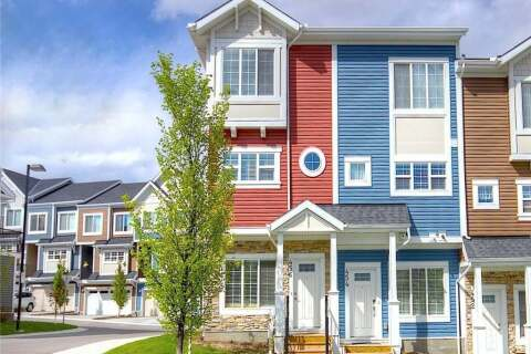 Townhouse for sale at 456 Nolan Hill Blvd NW Calgary Alberta - MLS: A1030005