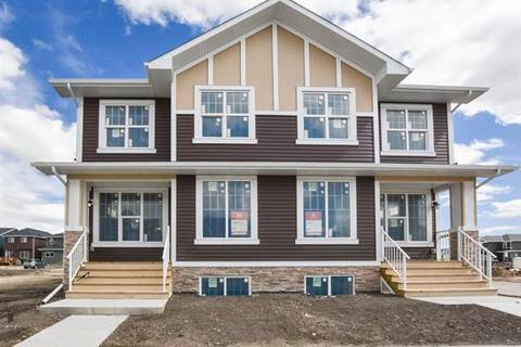 Townhouse for sale at 456 Redstone Blvd Northeast Calgary Alberta - MLS: C4261710