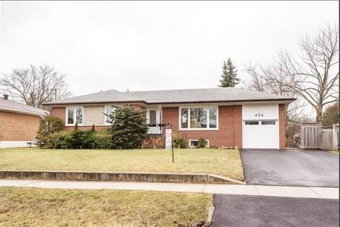 House for rent at 456 Scarsdale Cres Oakville Ontario - MLS: W4632651
