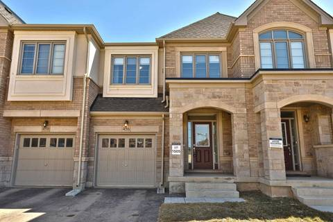 Townhouse for sale at 456 Sheaffe Pl Milton Ontario - MLS: W4727484