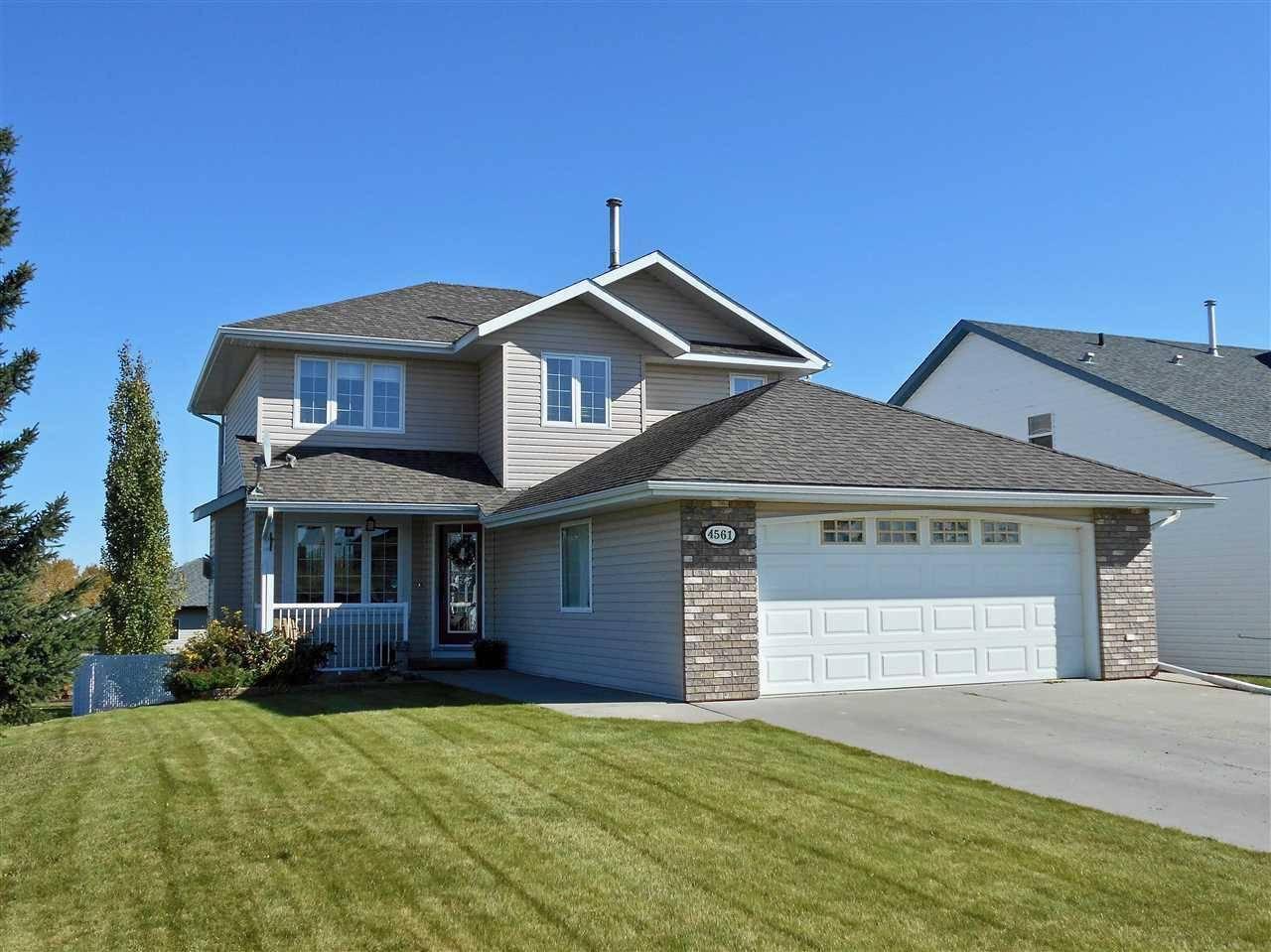 House for sale at 4561 Beckett Rd Drayton Valley Alberta - MLS: E4175610
