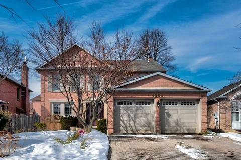 House for sale at 4566 Credit Pointe Dr Mississauga Ontario - MLS: W4694547