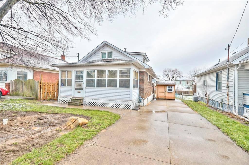 House for sale at 4566 Sixth Ave Niagara Falls Ontario - MLS: 30801659