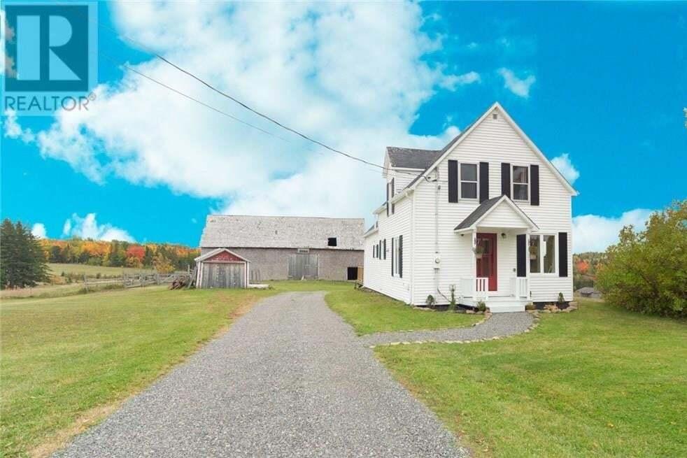 House for sale at 4569 Route 515  Ste. Marie-de-kent New Brunswick - MLS: M131181