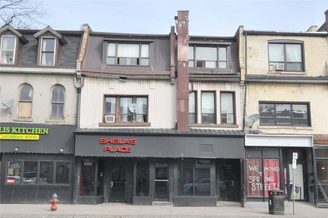 Commercial property for sale at 459 King St E Unit 457 Hamilton Ontario - MLS: H4078597