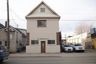 Townhouse for sale at 457 Kenilworth Ave Hamilton Ontario - MLS: X5078621