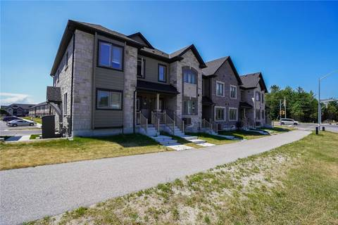 Townhouse for sale at 457 Mapleton Ave Barrie Ontario - MLS: S4517762