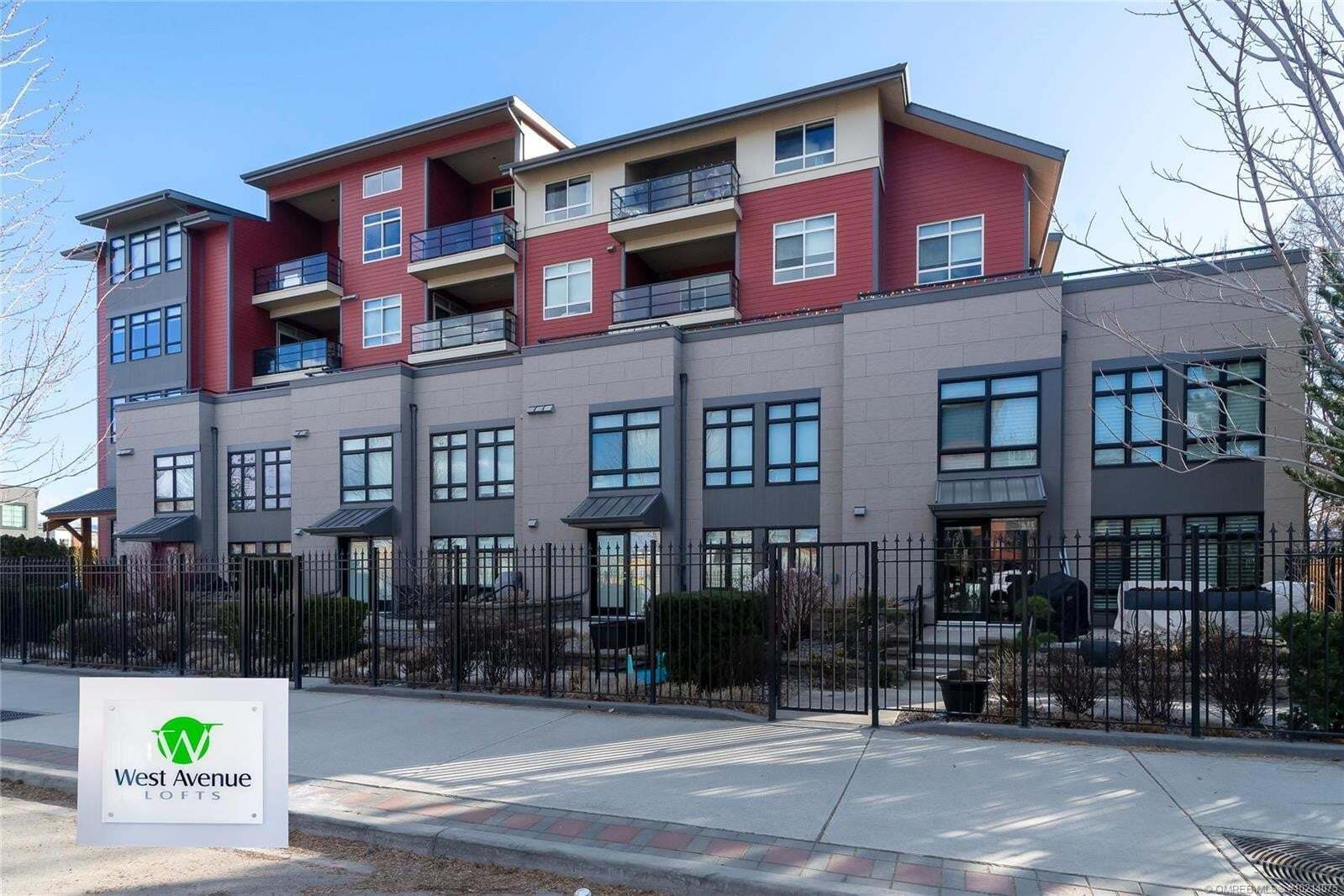 Condo for sale at 457 West Ave Kelowna British Columbia - MLS: 10214075
