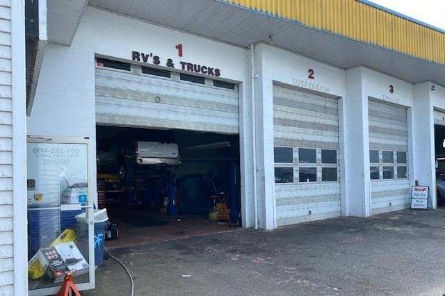 Commercial property for sale at 45700 Yale Rd Chilliwack British Columbia - MLS: C8033108