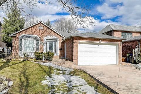 House for sale at 4571 Glastonbury Pl Mississauga Ontario - MLS: W4389489