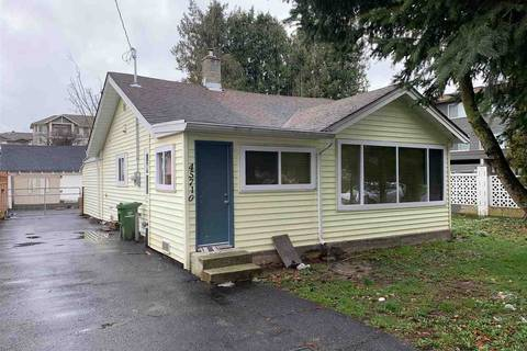 House for sale at 45710 Kipp Ave Chilliwack British Columbia - MLS: R2435652