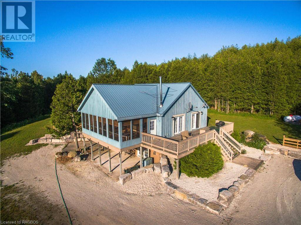 House for sale at 457137 Concession 3a Concession Chatsworth Ontario - MLS: 238706