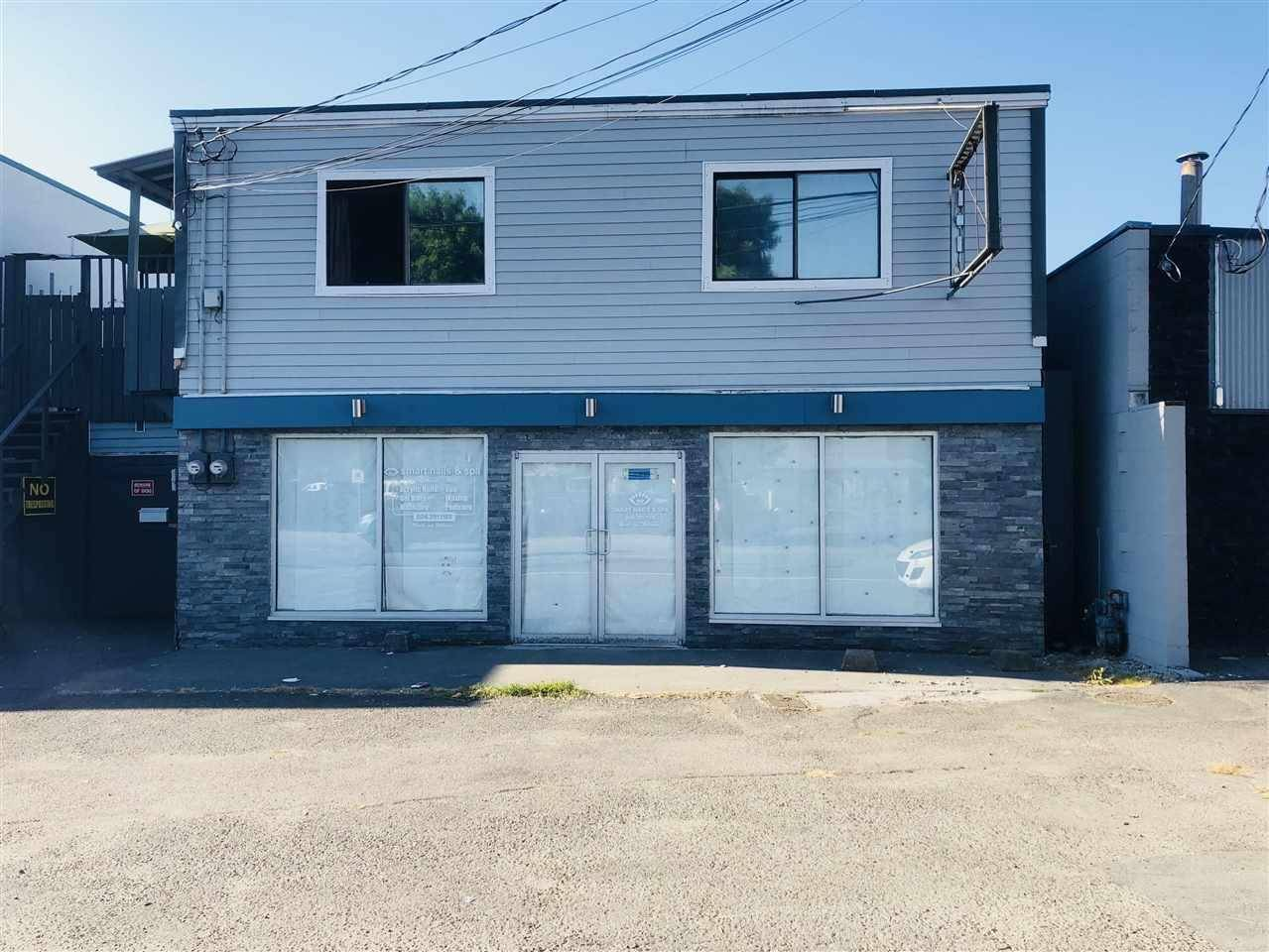 Commercial property for lease at 45738 Railway Ave Chilliwack British Columbia - MLS: C8026356