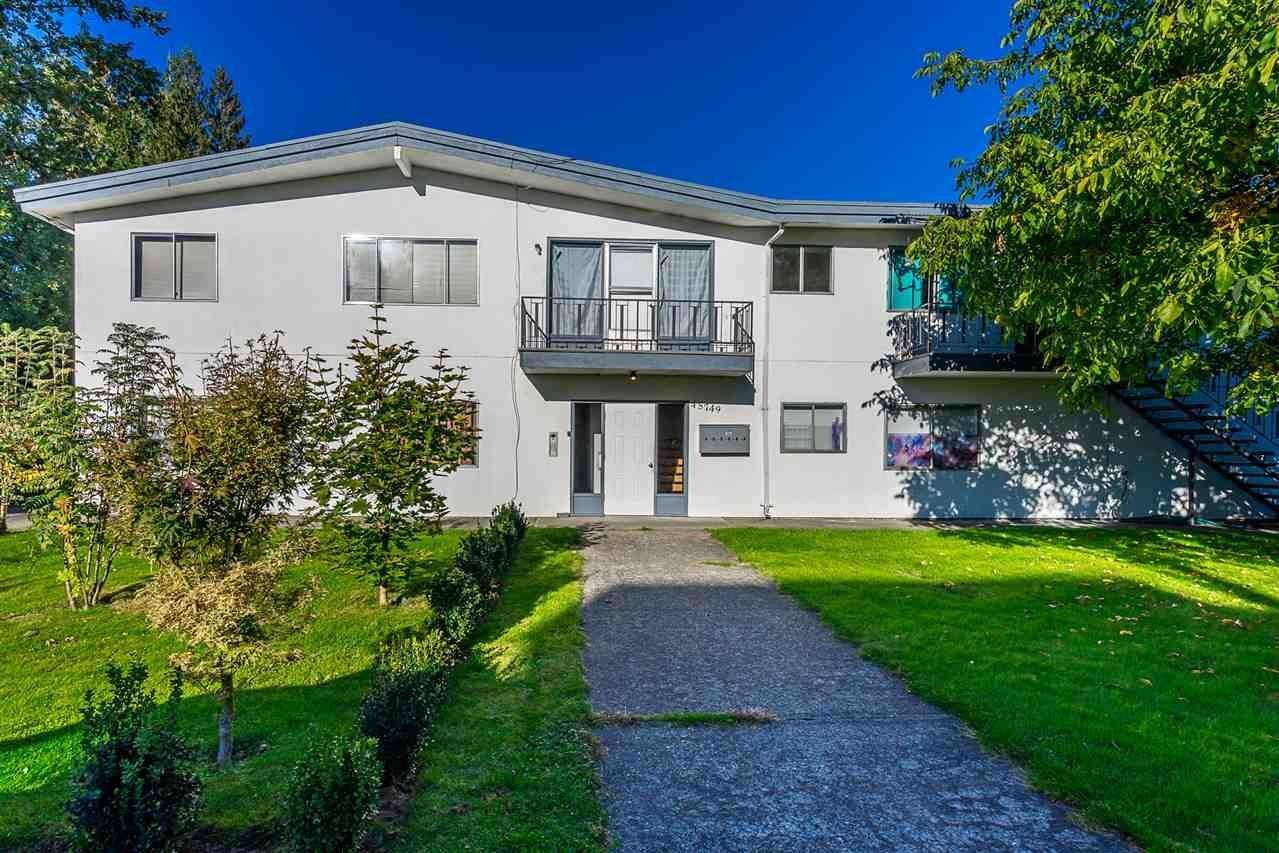 Townhouse for sale at 45749 Kipp Ave Chilliwack British Columbia - MLS: C8029887