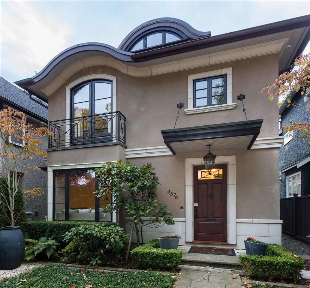 For Sale: 4576 W 7th Avenue, Vancouver, BC   3 Bed, 3 Bath House for $4,068,000. See 20 photos!