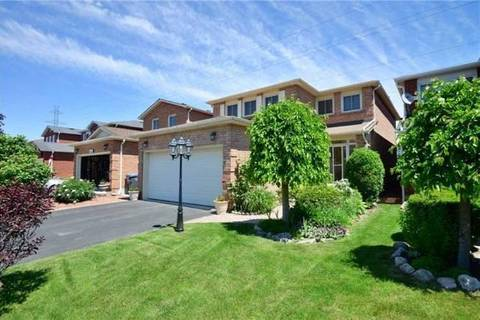 House for sale at 4579 Full Moon Circ Mississauga Ontario - MLS: W4496370