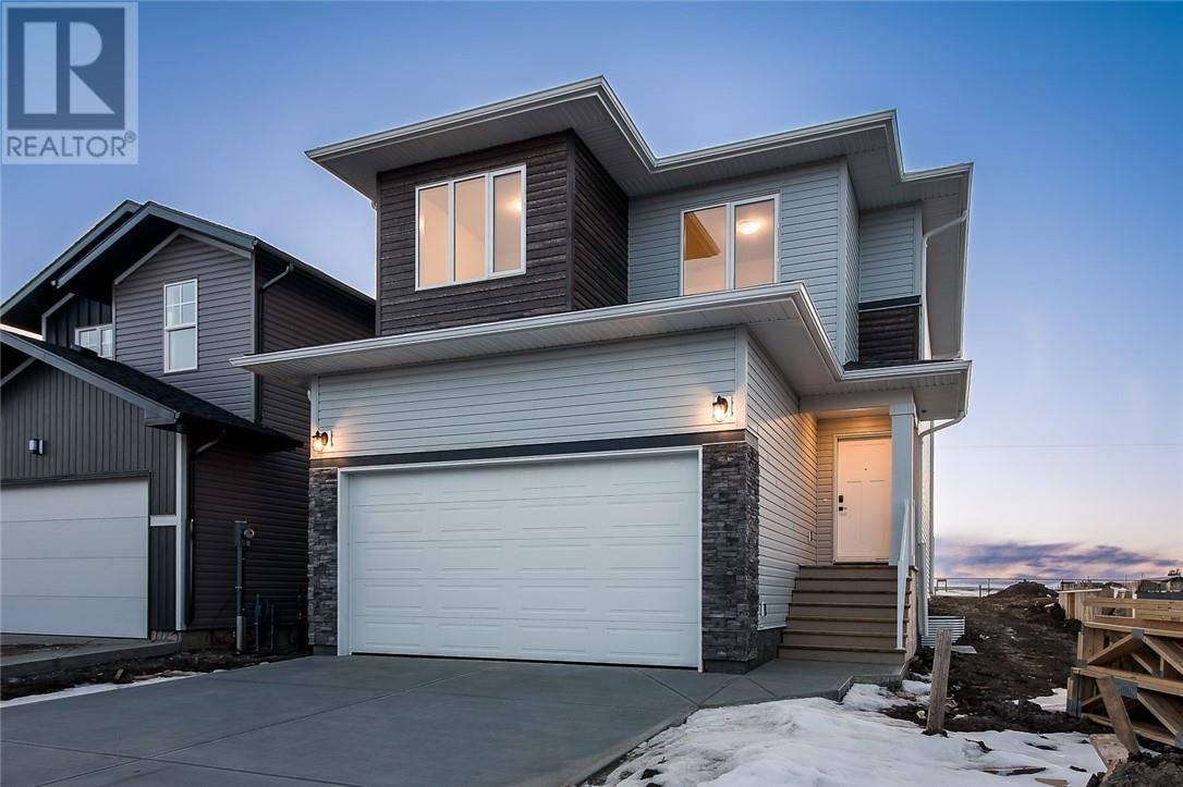 House for sale at 458 Bluebell Ln W Lethbridge Alberta - MLS: ld0184266