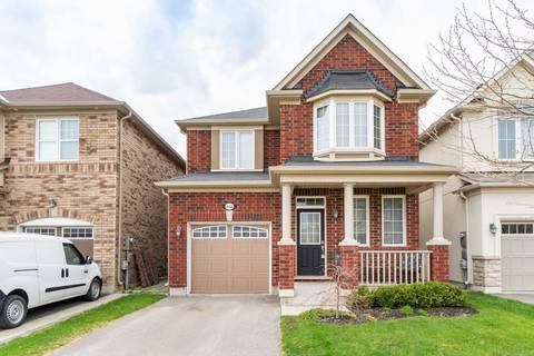 House for sale at 458 Cavanagh Ln Milton Ontario - MLS: W4446408