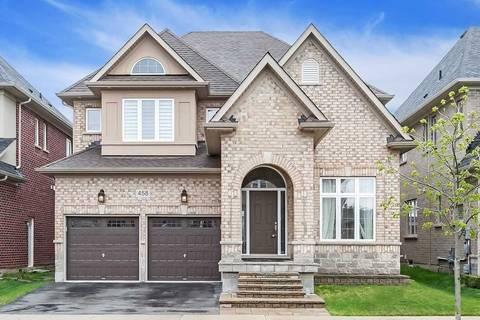 House for sale at 458 Hidden Tr Oakville Ontario - MLS: W4444076