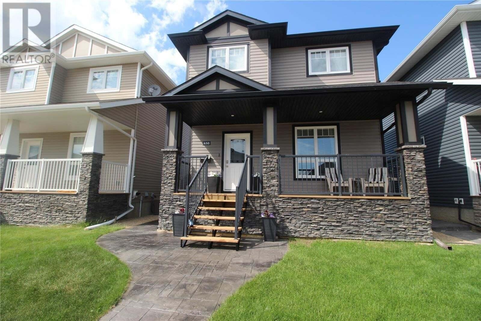 House for sale at 458 Kloppenburg St Saskatoon Saskatchewan - MLS: SK811673