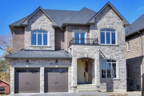 House for sale at 458 Toynevale Rd Pickering Ontario - MLS: E4399241