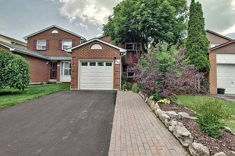 House for sale at 458 Vanier Dr Milton Ontario - MLS: W4510840