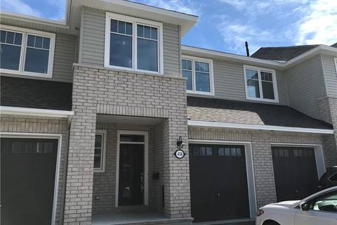 Townhouse for rent at 458 Warmstone Dr Ottawa Ontario - MLS: 1153984