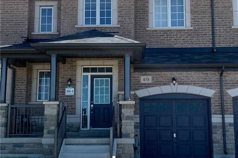 Townhouse for rent at 458 Wheat Boom Dr Oakville Ontario - MLS: W4751740