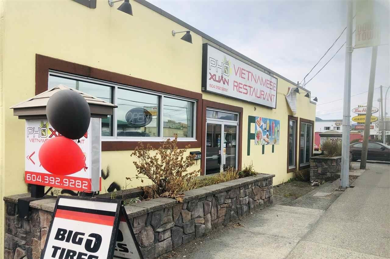 Commercial property for sale at 45835 Yale Rd Chilliwack British Columbia - MLS: C8033638