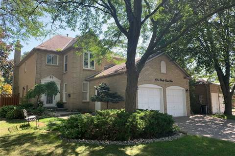 House for rent at 4585 Credit Pointe Dr Mississauga Ontario - MLS: W4576989