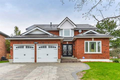 House for sale at 4587 Badminton Dr Mississauga Ontario - MLS: W4436362