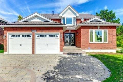 House for sale at 4587 Badminton Dr Mississauga Ontario - MLS: W4598747
