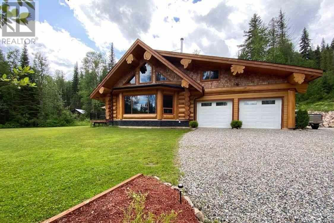 House for sale at 4587 Horsefly-quesnel Lake Rd Horsefly British Columbia - MLS: R2473041