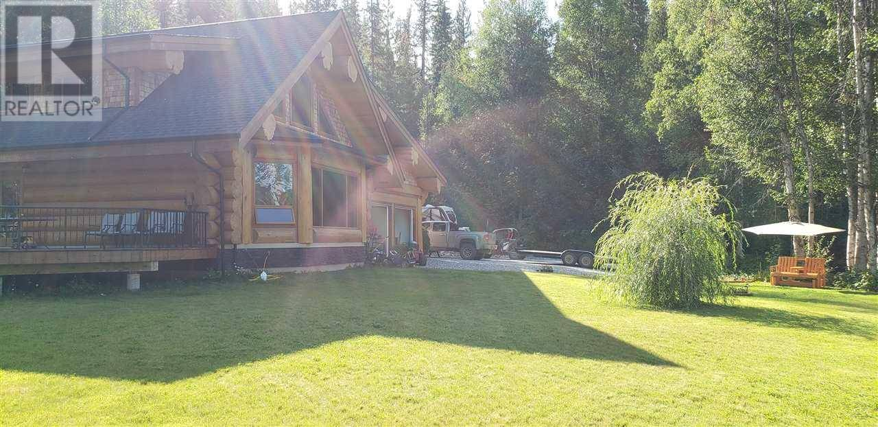 House for sale at 4587 Horsefly-quesnel Lake Rd Horsefly British Columbia - MLS: R2384848
