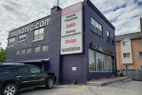 Commercial property for lease at 4587 Kingston Rd Toronto Ontario - MLS: E4507182