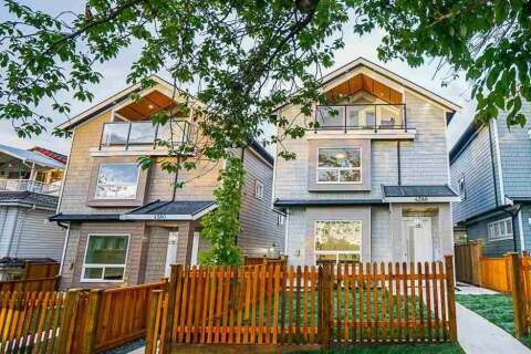 Townhouse for sale at 4588 Dumfries St Vancouver British Columbia - MLS: R2489876
