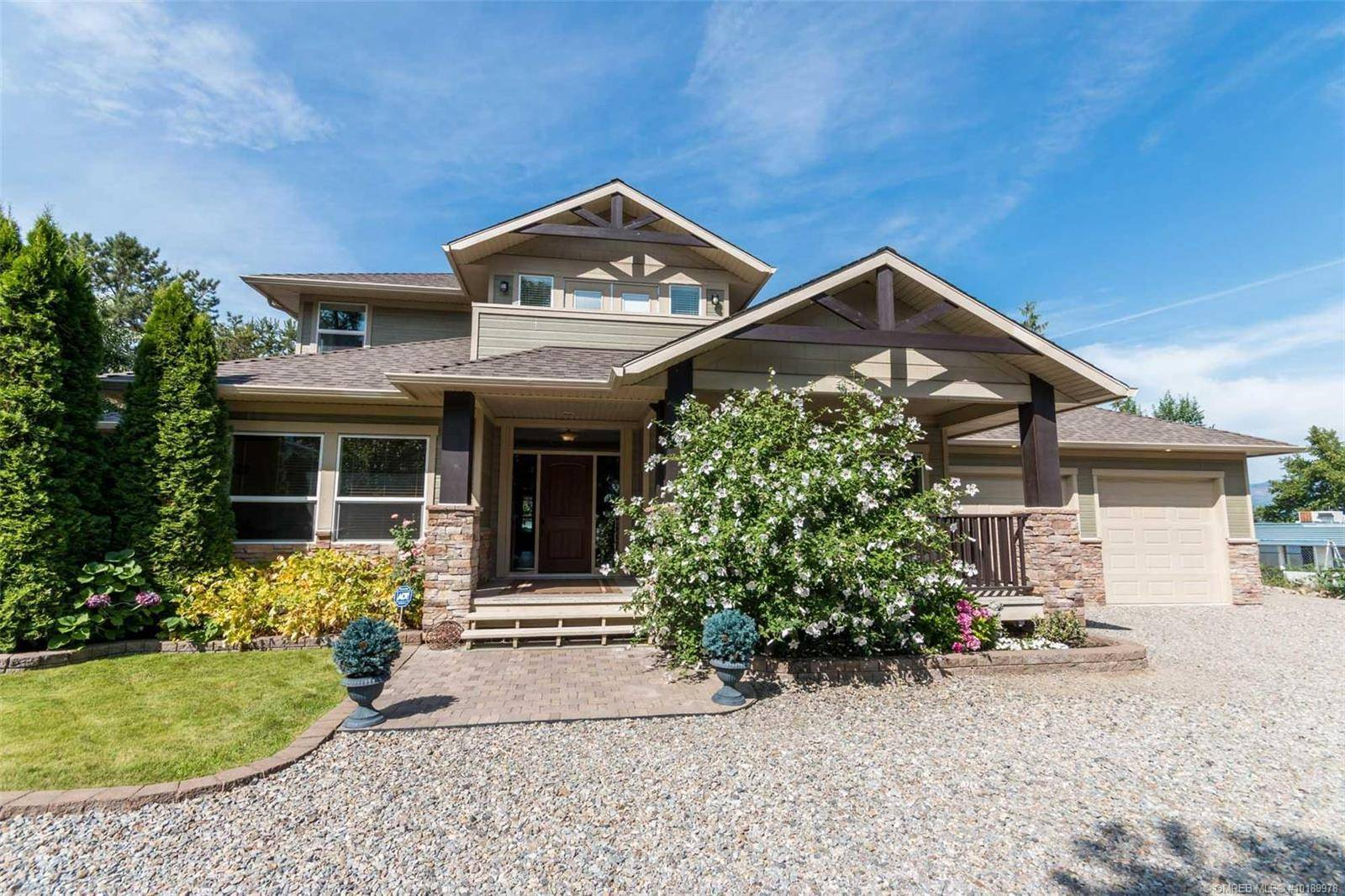 House for sale at 4588 Raymer Rd Kelowna British Columbia - MLS: 10189978