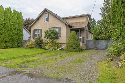 House for sale at 45891 Henderson Ave Chilliwack British Columbia - MLS: R2406228