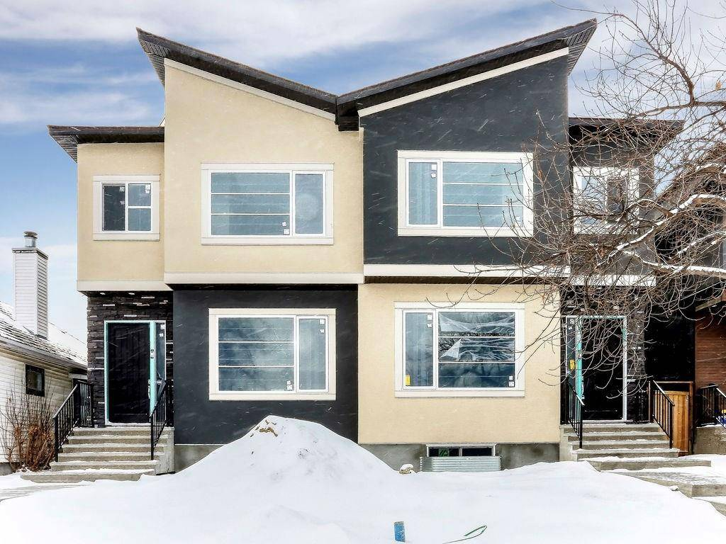 Townhouse for sale at 459 22 Ave Nw Mount Pleasant, Calgary Alberta - MLS: C4225899