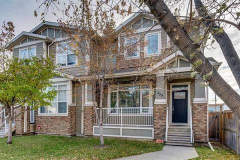 Townhouse for sale at 459 26 Ave Northwest Calgary Alberta - MLS: C4273727