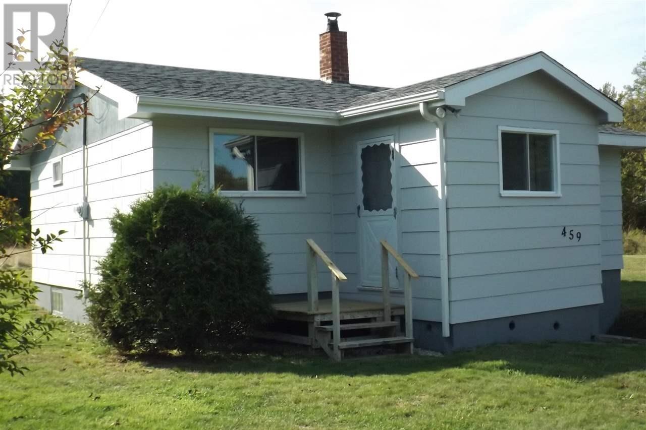 House for sale at 459 Lake Annis Rd Brazil Lake Nova Scotia - MLS: 202019634