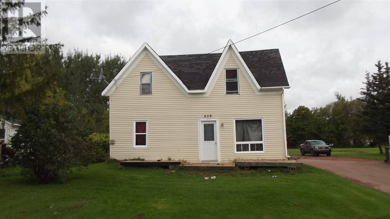 House for sale at 459 Main St O'leary Prince Edward Island - MLS: 201922199