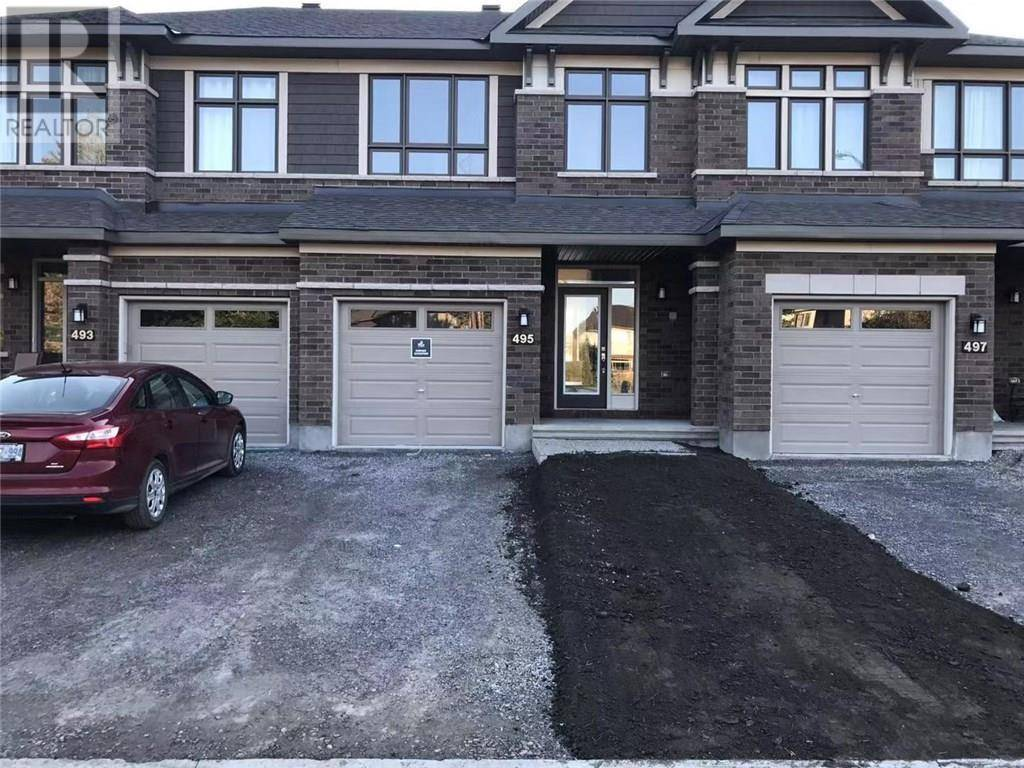 Townhouse for rent at 459 Markdale Te Ottawa Ontario - MLS: 1174048