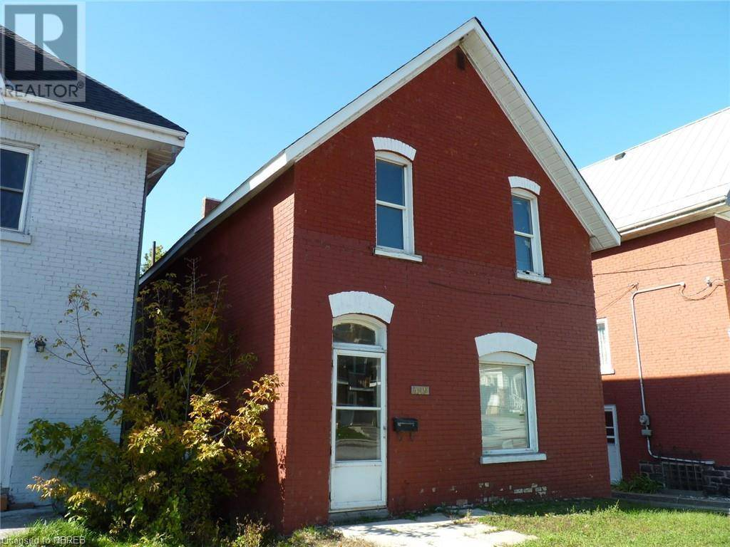 Townhouse for sale at 459 Mcintyre St East North Bay Ontario - MLS: 242538