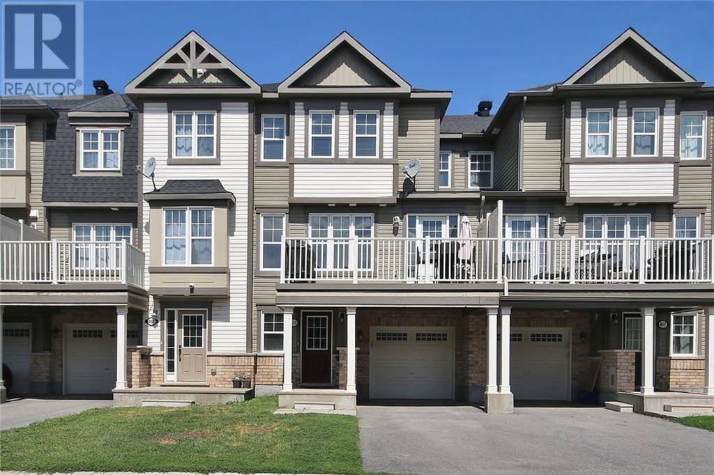Townhouse for rent at 459 Meadowhawk Cres Ottawa Ontario - MLS: 1174359