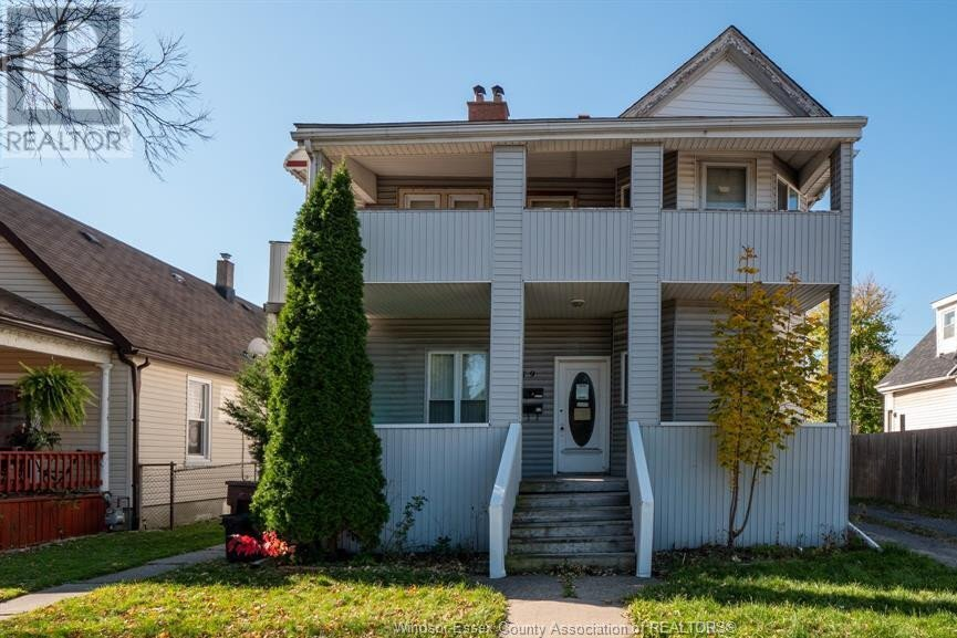 Townhouse for sale at 459 Oak St Windsor Ontario - MLS: 20014837