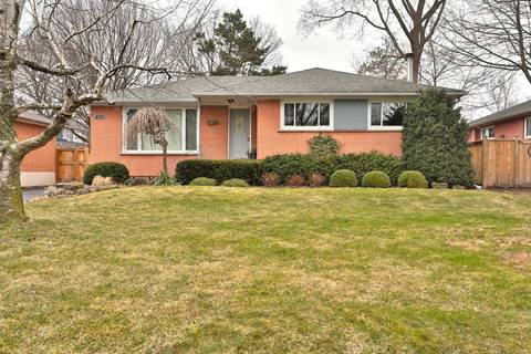 House for sale at 459 Willis Dr Oakville Ontario - MLS: W4727789