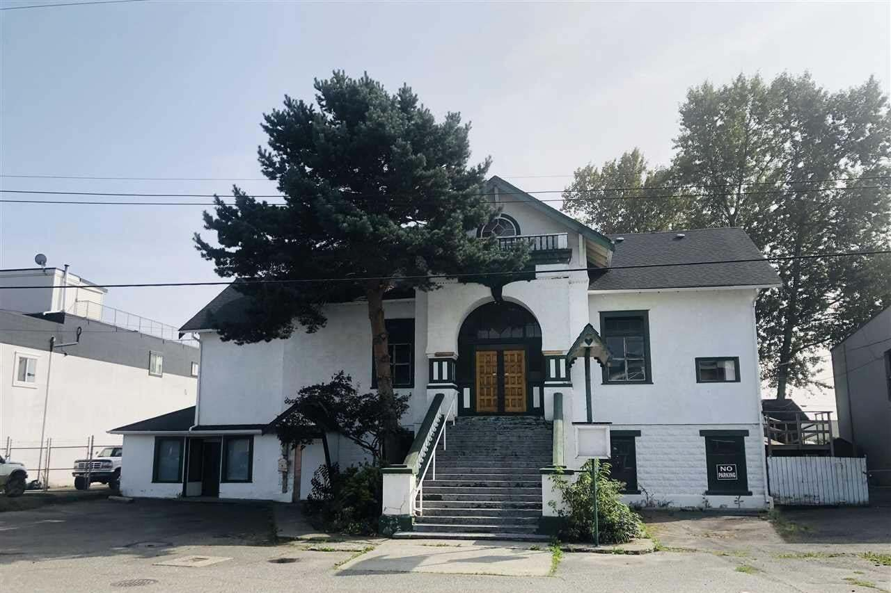 Commercial property for sale at 45910 Alexander Ave Chilliwack British Columbia - MLS: C8034240