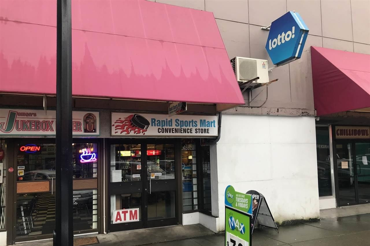 Commercial property for sale at 45920 Wellington Ave Chilliwack British Columbia - MLS: C8029897