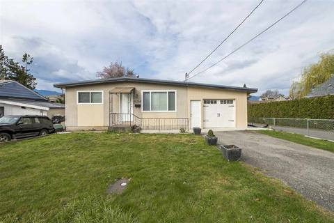 House for sale at 45925 Lewis Ave Chilliwack British Columbia - MLS: R2353404